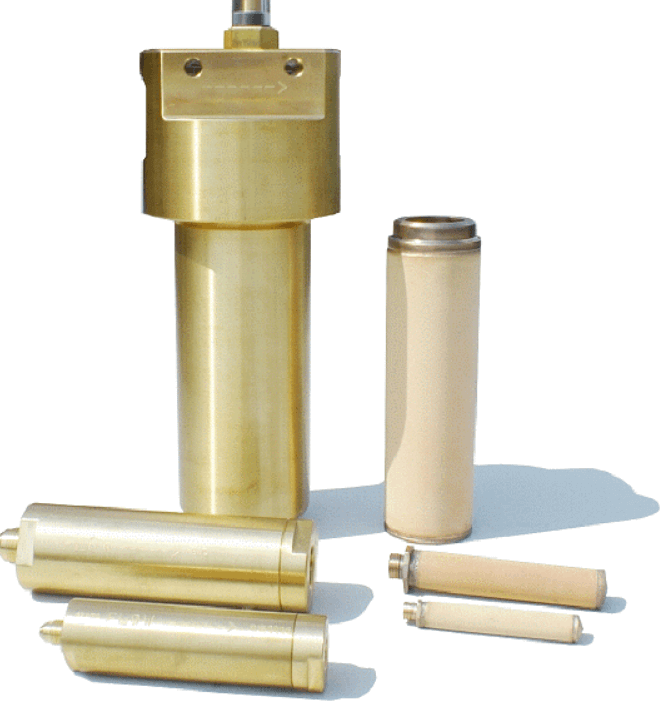 Brass Filters (Oxygen Application)